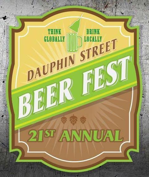 BEER FEST ANNUAL PROMOTIONAL AD POSTER